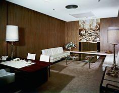 1958 living room