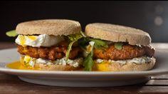 Recettes - Signé M - TVA - Sandwich saucisse oeuf