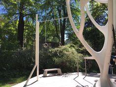 Equlibria, la palestra all'aperto nell'orto botanico #Fuorisalone2016 #Design