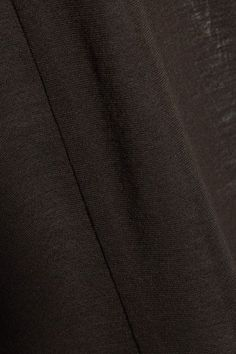 Eres - Zephyr Ankara Cotton-jersey Maxi Dress - Dark brown - 3