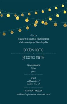 Personalized Invitations & Announcements Designs, Wedding Invitations, Wedding Events Invitations & Announcements Page 2 | Vistaprint