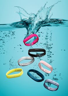 #Fitbit Flex 2 is out and it's great for tracking and #improving your #swim.   It's a new #fashion, do you #like to have one?