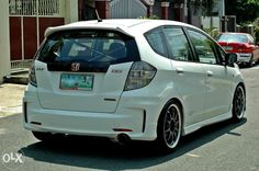 Honda Fit, Vehicles, Car, Vehicle, Tools