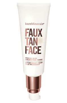 bareMinerals® 'Faux Tan' Sunless Tanner for Face available at #Nordstrom