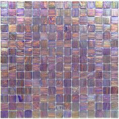 Vicenza Mosaico Glass Tiles USA - Iride Glass Film-Faced Sheets in Sumptuous - ( ) Mosaic Glass, Mosaic Tiles, Mosaics, Stained Glass, Iridescent Tile, Glass Theme, Purple Rooms, House Tiles, Fire Glass