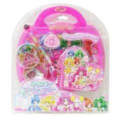 Smile Precure glitter stationery set (japan import)