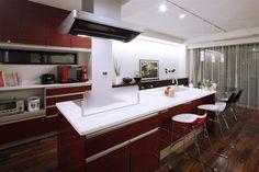 No.0196 「多彩な光と暮らす Urban Home Resort」(一戸建て) | リフォーム・マンションリフォームならLOHAS studio(ロハススタジオ) presented by OKUTA(オクタ)