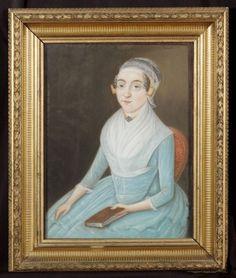 Annetje Brons, 1796, pastel door A. Boon, Westfries museum, Hoorn