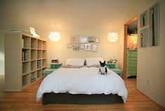 Small Space Gallery: White-Walled Bedrooms