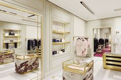 {decor inspiration   emilio pucci flagship boutique, madison avenue} by {this is glamorous}, via Flickr