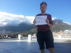 #ThisIsMyEurope: Rasmus Bitsch, ein Däne in Südafrika. Vor dem Hintergrund der europäischen Turbulenzen habe ich michauf...