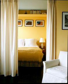 Studio Apartment Curtain Divider roomdividersnow graystone fabric curtain room divider | walmart