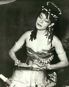 Katherine Dunham was responsible for codifying jazz dance as a technique. She studied Afro-Caribbean dance in Haiti & Jamaica. Her dance was initiated by voodoo culture. She codified the Dunham technique