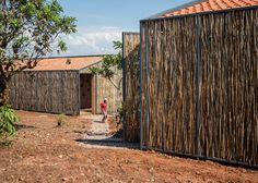 Sharon Davis' housing for Rwandan healthcare workers.
