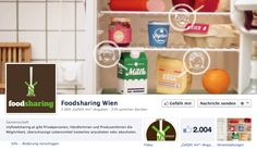 Facebook, Foods, Projects