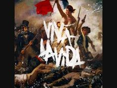 Coldplay - Viva La Vida LP own it on CD. I love Coldplay. Have 4 cd's of their excellent music. Chris Martin is a cutie. Coldplay Album Cover, Coldplay Songs, Music Album Covers, Music Albums, Parachutes Coldplay, Chris Martin, Cover Art, Songs, Poster