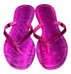 Mystique fuschia pink sandals