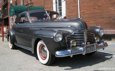 1941 Buick Roadmaster Coupe