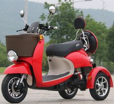 Trike Scooter, 3 Wheel Scooter, Tricycle Bike, Vespa Scooters, Electric Tricycle, Electric Scooter, Three Wheel Motorcycles, Best Nature Wallpapers, Strange Cars