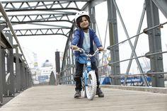 Was hat zwei Räder und macht happy? OLLO Bikes – mit eingebautem Fröhlichsein  #kidsbike #Kinderfahrrad #kinderrad