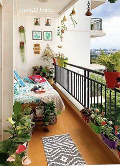 Room Design Bedroom, Home Room Design, Home Decor Bedroom, Home Interior Design, India Home Decor, Ethnic Home Decor, Easy Home Decor, Small Balcony Decor, Balcony Design