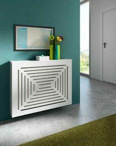 Cubreradiador de diseño 4winds Da la bienvenida con este modelo que aporta carácter, diseño con todo el estilo propio de la geometría.