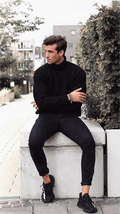 Macho Moda - Blog de Moda Masculina: TRUQUES PODEROSOS para AUMENTAR O VALOR de um VISUAL BÁSICO! 3 Ideias que vão MUDAR os seus LOOKS Best Street Style, Cool Street Fashion, Street Styles, Fashion Mode, Fashion Outfits, Fashion Styles, Fashion Tips, Style Fashion, Indie Fashion