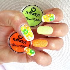 Nailways: NEON CITRUS ZOMER NAIL ART MET ZELFGEMAAKTE FIMO MET WATERDRUPPELS… Neon, Studs, Nail Art, Nails, Products, Fimo, Finger Nails, Ongles, Stud Earring