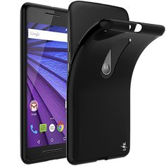 From Moto G Gen) Case Lk Ultra [slim Thin] Tpu Gel Rubber Soft Skin Silicone Protective Case Cover For Motorola Moto G Generation 2015 - Black Skin So Soft, Protective Cases, Consumer Electronics, Slim, Phone, Cover, Black, Telephone