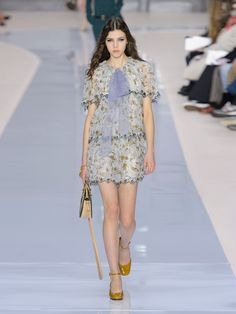 Click here to buy Chloé Wonderland-print tiered silk mini dress at MATCHESFASHION.COM