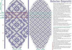 Ravelry: Babuchas Turcas pattern by Irene Kiss