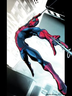 #Spiderman #Fan #Art. (Spidey) By: Neil & Casey10. (THE * 5 * STÅR * ÅWARD * OF: * AW YEAH, IT'S MAJOR ÅWESOMENESS!!!™)[THANK Ü 4 PINNING!!!<·><]<©>ÅÅÅ+