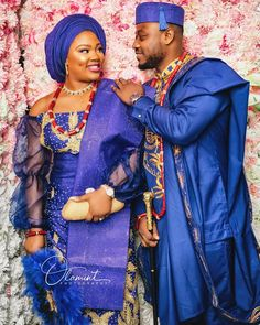 Likes, 49 Comments - Wedding Beautiful Couple, Beautiful Bride, Nigerian Bride, Wedding Styles, Skin Photo, Fashion Events, African, Saree, Art Nature