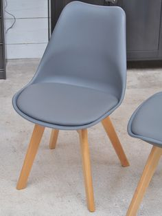 RougeDécoration design design Chaise scandinave Chaise Scandinave 5ARjq3L4