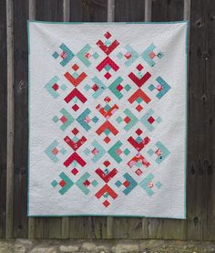 Today I am very excited to share my newest quilt pattern and quilt along, Snowflake! Thank you for all your kind words as I provided sneak peeks of this quilt coming together here on my blog as well as on Instagram. When I designed this quilt, I wanted a pattern that was simple enough for …