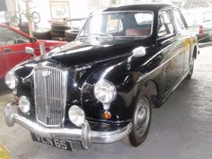 1956 Wolseley 15/50 Saloon Vintage Cars, Antique Cars, Vintage Items, Old Fashioned Cars, Austin Cars, Road Transport, Morris Minor, Civil Aviation, Old Cars