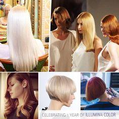 Love Wella Illumina Color!