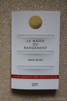 Article consacré à la méthode #konmari  Livre la magie du rangement @editionsfirst  #organisation #rangement