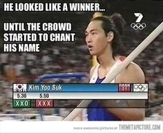24 Funny Olympic Pictures