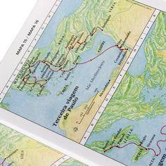 Cronologia bíblica Tabela de pesos, dinheiro e medidas Mapas coloridos