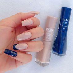 How To Do Nails, Fun Nails, Stylish Nails, Nail Arts, Nails Inspiration, Nail Colors, Nail Designs, Nail Polish, Hair Beauty