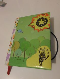 Caderno Passarinho, que sol é esse? Tamanho A6