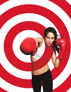 Cette année pour sa nouvelle campagne d'affichage, Target la célèbre chaîne de magasins bons marchés, revisite son logo iconique. Des visuels...