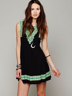 Just love this dress and want for birthday!  Free People Heartstopper Dress at Free People Clothing Boutique