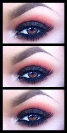 dark & lovely smokin eyes