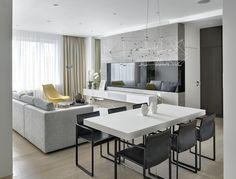 Апартаменты 140 м. на улице Столетова, Архитектурное бюро Александры Федоровой