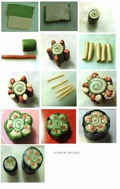 Image result for Free Polymer Clay Tutorials