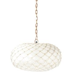 Serena & Lily Capiz Scalloped Chandelier (2 480 SEK) ❤ liked on Polyvore featuring home, lighting, ceiling lights, capiz shell chandelier, capiz lamp, capiz shell lamp, capiz hanging lamp and capiz shell lighting