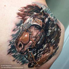 10 mejores imágenes de Tatuajes en el omoplato para hombres