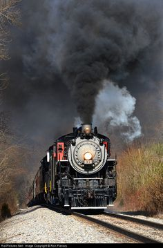 RailPictures.Net Photo: SOU 630 Tennessee Valley Railroad Museum Steam 2-8-0 at Seven Mile Ford, Virginia by Ron Flanary